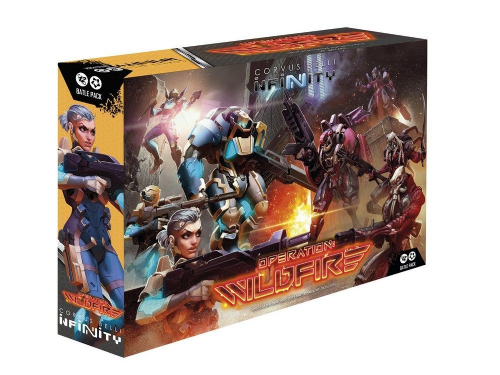 Operation Wildfire Battle Pack - Infinity